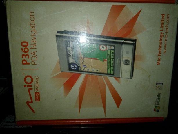 schimb gps-pda MIO-P360