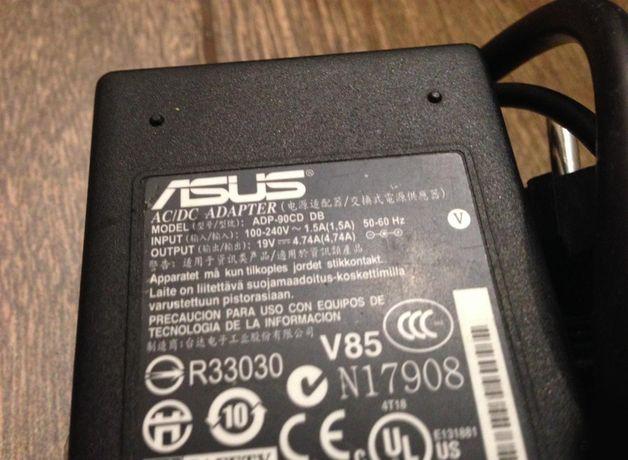 от ноутбука на ASUS зарядка зарядное устройство блок питания и шнур к