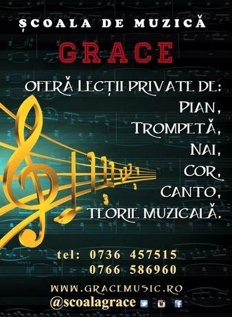 Cursuri pian/nai/trompeta/canto/chitara
