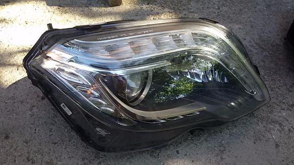 фар десен за Mercedes GLK Bi Xenon