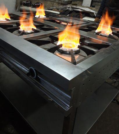 Промышленная плита газовая плита электрическая плита