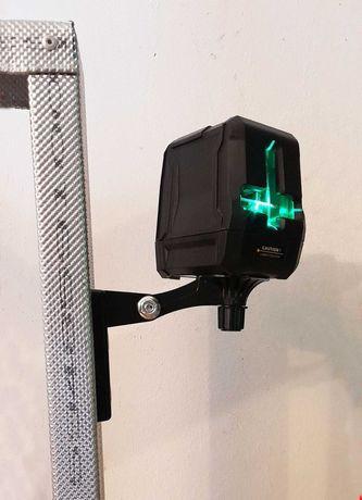 "Suport magnetic pentru nivela laser cu filet 1/4"""