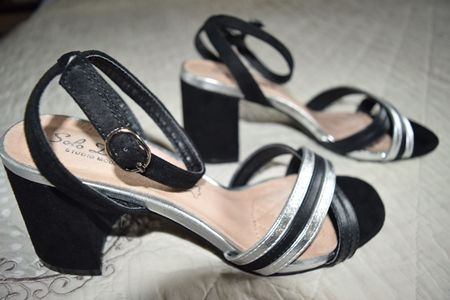 Sandale dama cochete, marimea 39