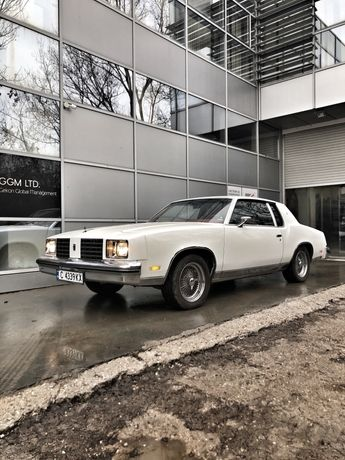 Oldsmobile Cutlass Calais