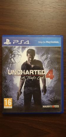 Ps 4 Uncharted 4