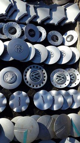 Оригинални декоративни капачки за алуминиеви джанти Ауди и Фолксваген