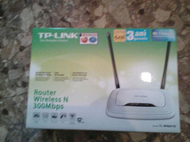 Router TP LINK nou, negociabil