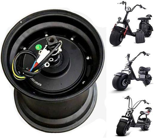 Motor scuter electric 1500w 60v Chopper CITY COCO smartbalance harley