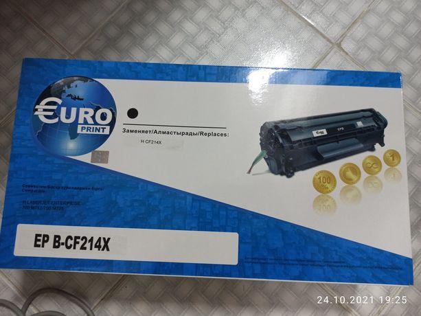 Картридж Euro print CF214X M725