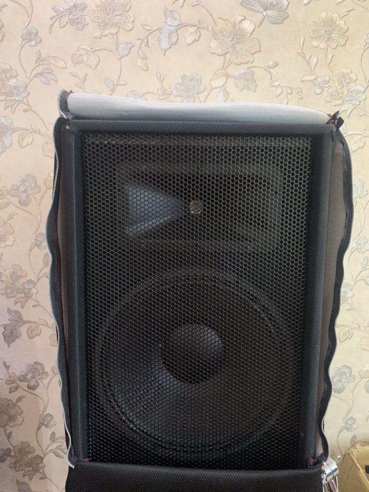 Срочно продам колонку DAS музыкальная аппаратура