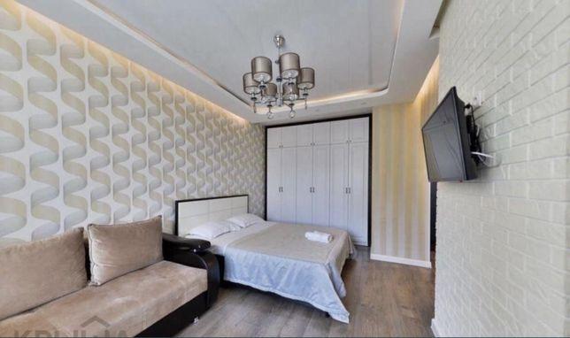 Квартира посуточно в Центре города Жк Арай на Абая Жарокова рядом Метр