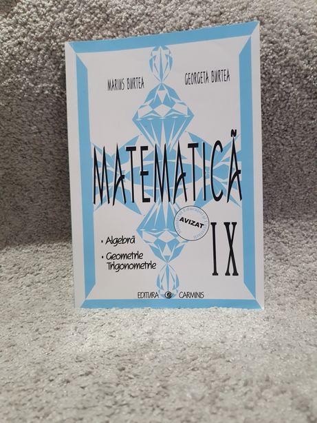 Culegere de matematica pentru clasa a IX-a