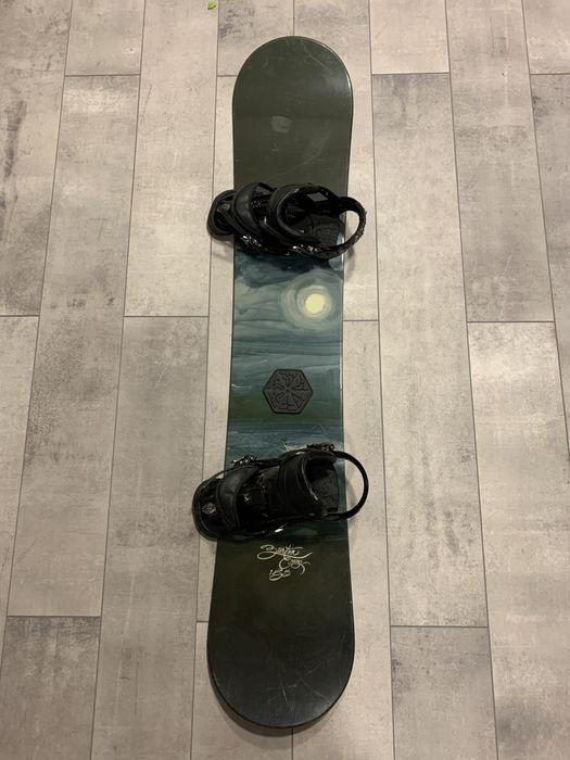 Echipament snowboard Burton placa legaturi si boots Bucuresti - imagine 1
