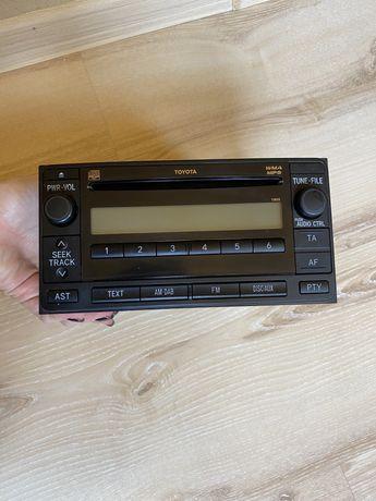 CD/Радио за Toyota Land Cruiser Prado 150 2010г.