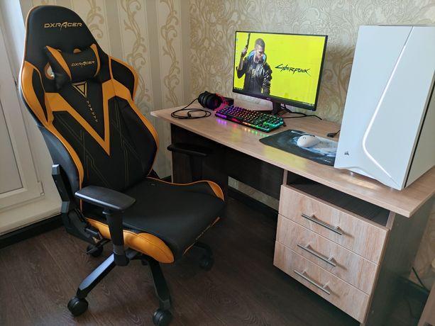 Новое игровое кресло DXRacer Valkyrie