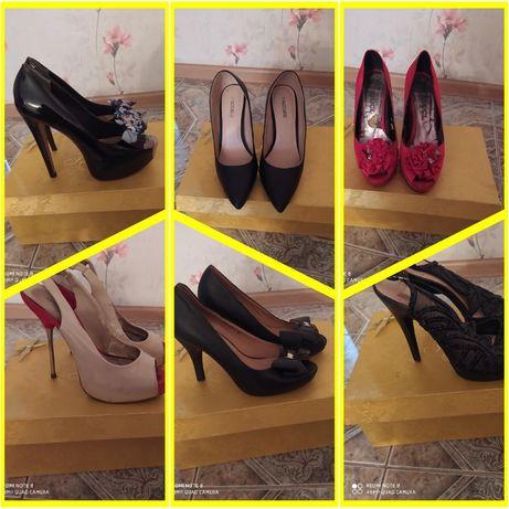 Туфли басаножки продам