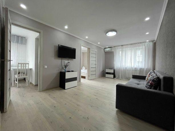 2-комнатная квартира в центре города. Байтурсынова- Темирязева