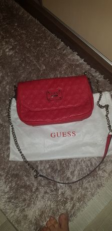 Дамска чанта за през рамо Guess