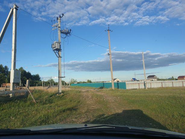 Земля в Пенькова или обмен на машину