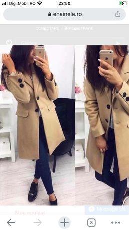 Palton dama S