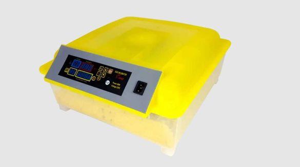 Автоматичен инкубатор за 54 яйца