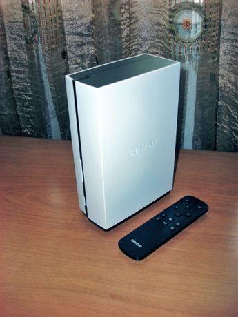 Сетевой накопитель QNAP TAS-168 и андроид приставка на TV