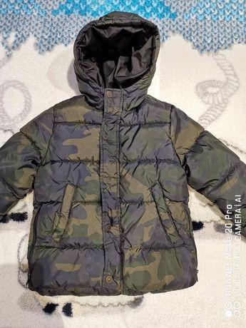 Zara зимно яке