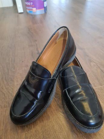 Продам туфли на мальчика Армани оригинал