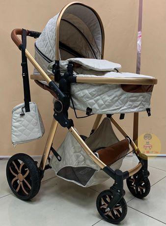 детская коляска Teknum V9G бесплатная доставка по Алматы и Казахстану