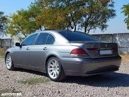 Orice piesa de pe masina BMW seria 7 an 2005 motor 3.0 diesel.