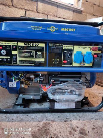 Mateus бензинді автоматты электр өндіруші генератор