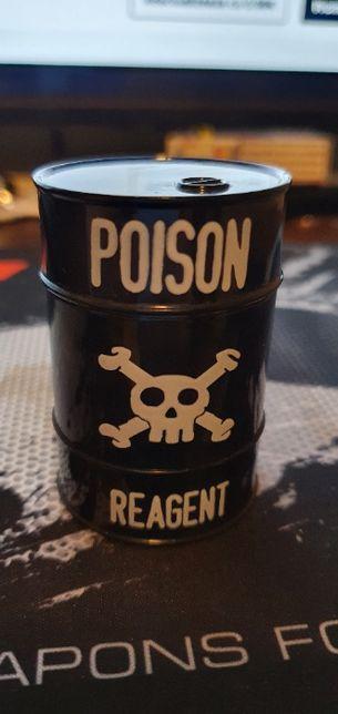grinder toxic barrel / tocator de buruiana