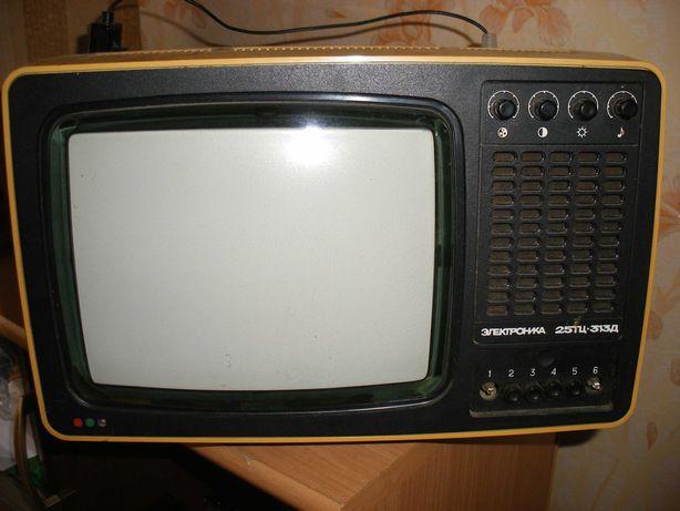 телевизор электроника 25ТЦ-313Д