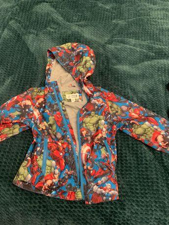 Детская куртка герои marvel GAP