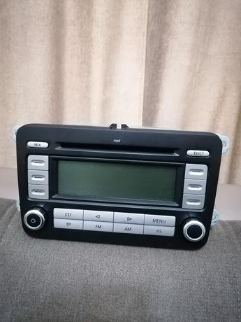 Radio cd vw cu mp3 RCD 300 mp3