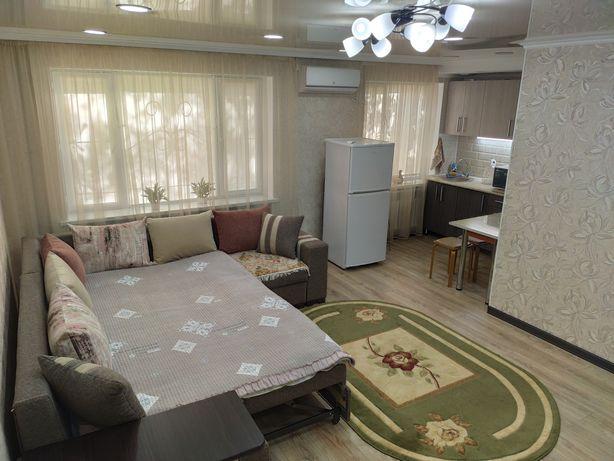 Отличная Квартира-студия в центре (посуточно)