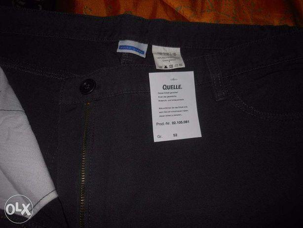 pantalon blug toamna gri-mov