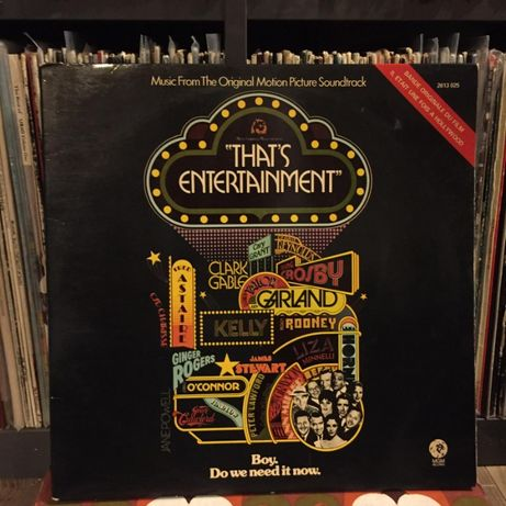 "Music From The O.M.P.""Il Était Une Fois À Hollywood"" Vinyl 1974 Franța"