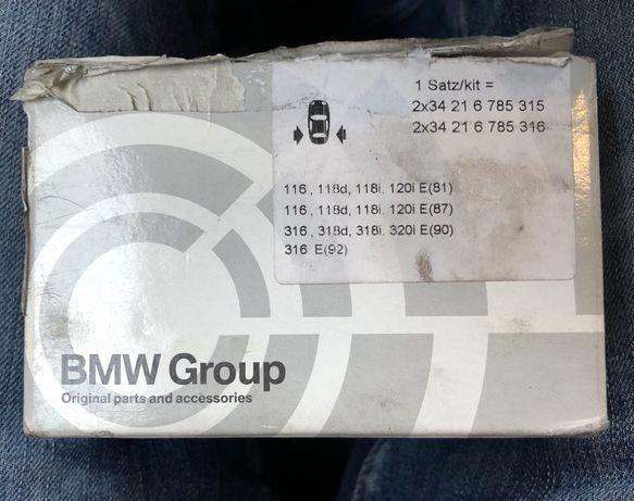 BMW накладки оригинални 1 серия