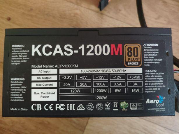 Продам блок питания Aerocool Kcas 1200w Оригинал
