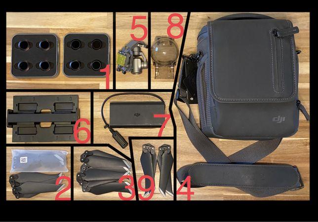 Accesorii si piese Dji Mavic 2 Zoom/Pro elicii geanta filtre ND hub