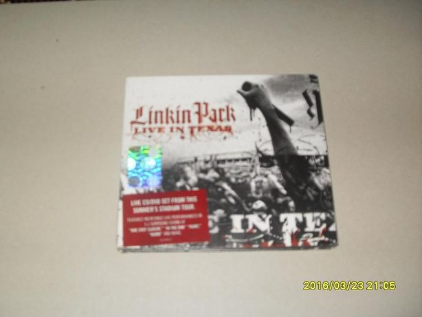 cd dvd music linkin PARK