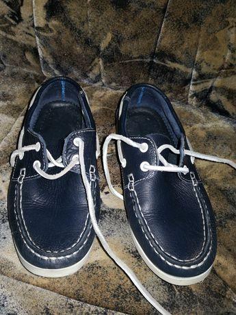 Pantofi Bata piele naturala.