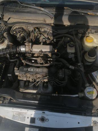 Merge bine și pe benzina și pe gaz, motor coreean 8v consum redus,