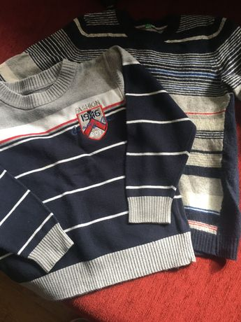Лот 2 меки пуловерчета