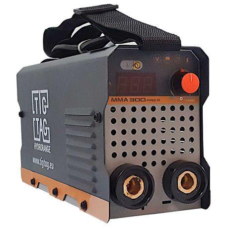 Инверторен електрожен TIGTAG MMA300ProR с кабели