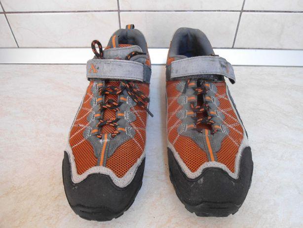 Pantofi ciclism MTB, Cross X Bike, marimea 45