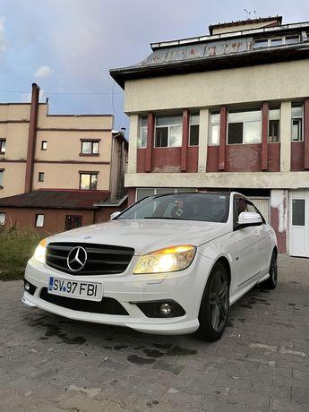 Mercedes C220 (w204)