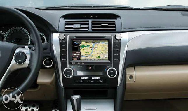 Штатная магнитола c GPS,DVD,MP-3,BT,SD,USB
