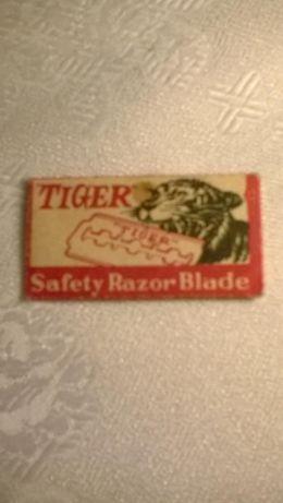 Ретро бръснарско ножче Tiger